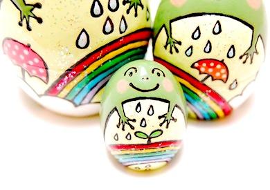 虹かえる2